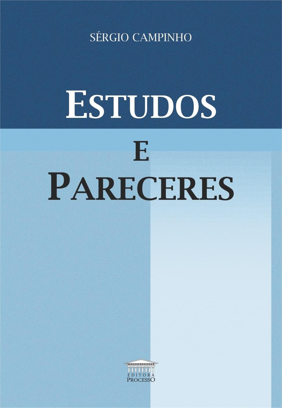 ESTUDOS E PARECERES