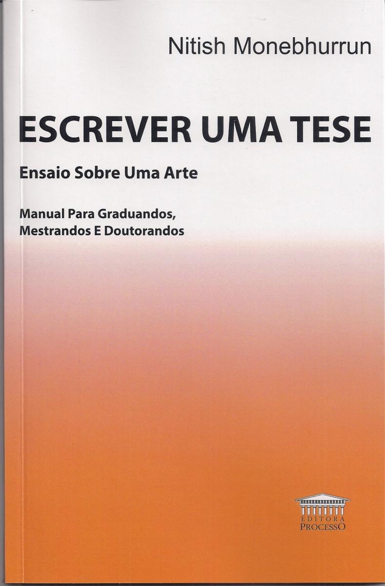 ESCREVER UMA TESE