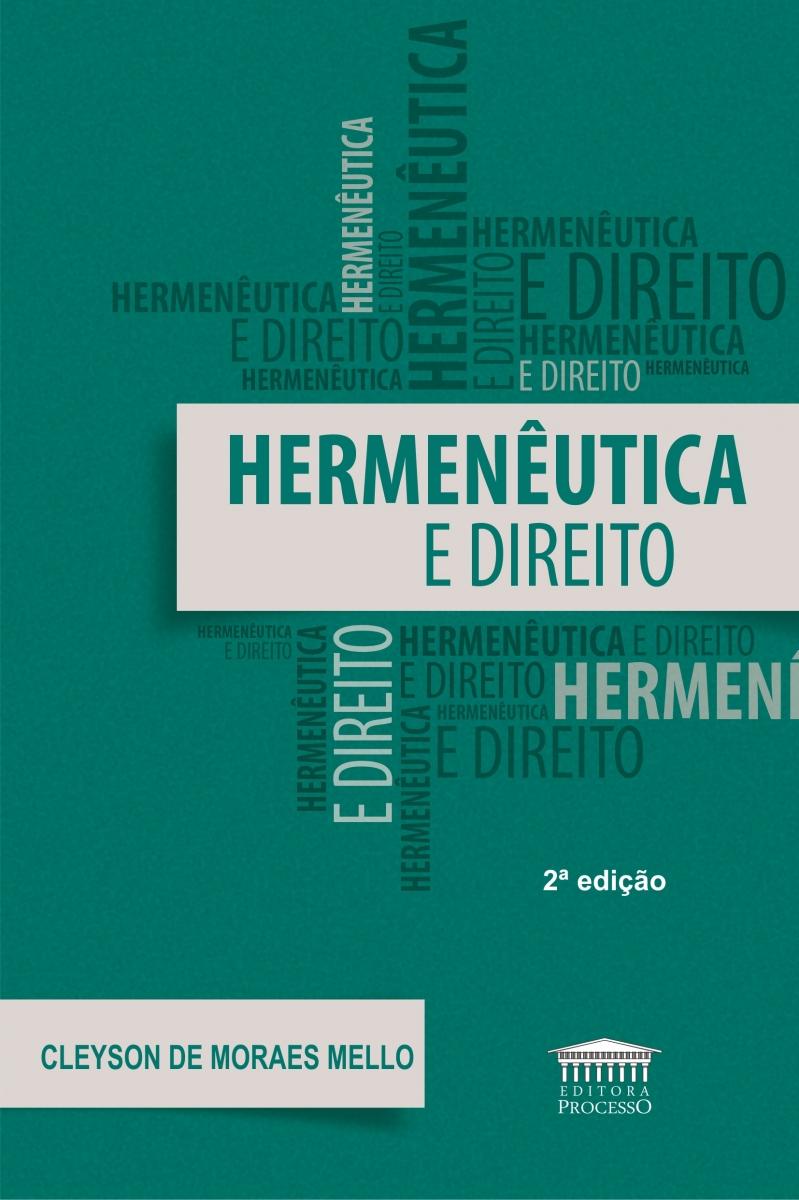 HERMENÊUTICA E DIREITO