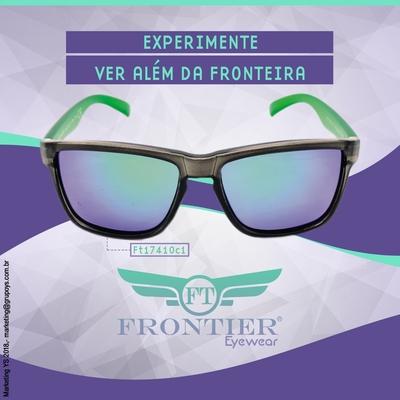 Campanha 2018 FRONTIER EYEWEAR - Foto 1
