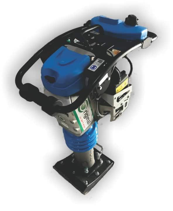 Compactador à gasolina 4 tempos - Foto 2