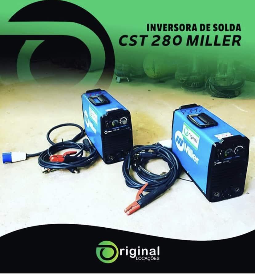 Inversora CST280 Miller - Foto 2