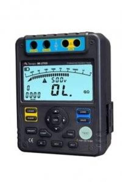 Megometro digital 5KV - Foto 1