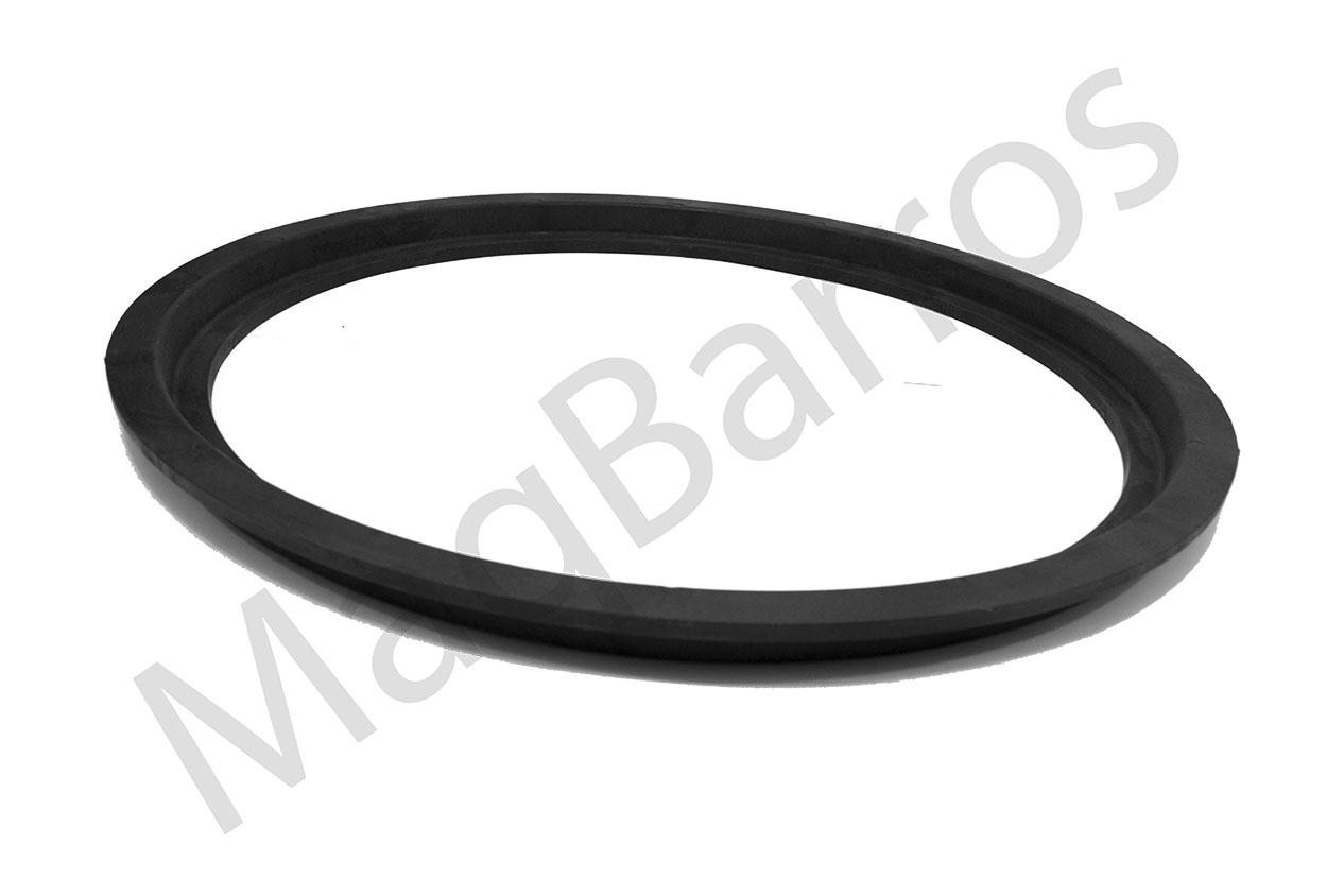 Anel de tubo macho/fêmea - Foto 3