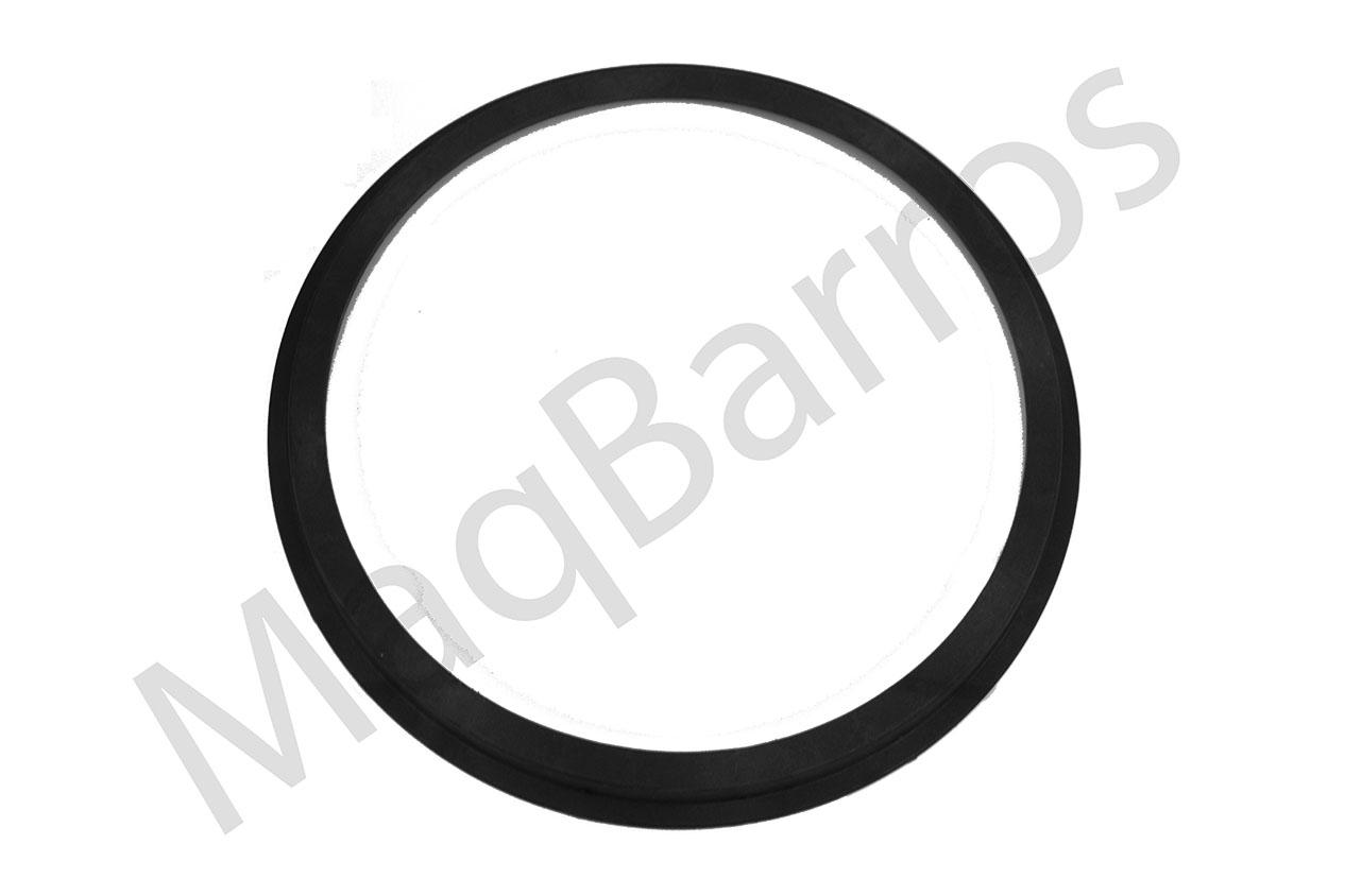 Anel de tubo macho/fêmea - Foto 1