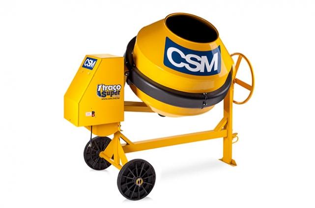 Betoneira CSM 400L modelo 1 Traço Super - Foto 1
