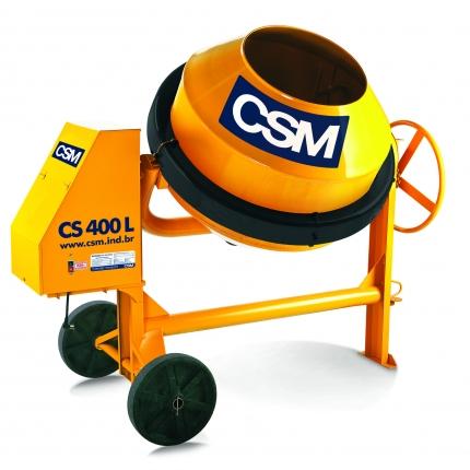 Betoneira CSM 400L modelo CS - Foto 1