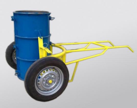 Carro para transporte de tubos (Manilhas) - Foto 1