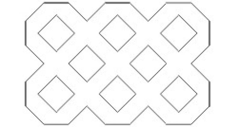 Concregrama xadrez - Foto 1