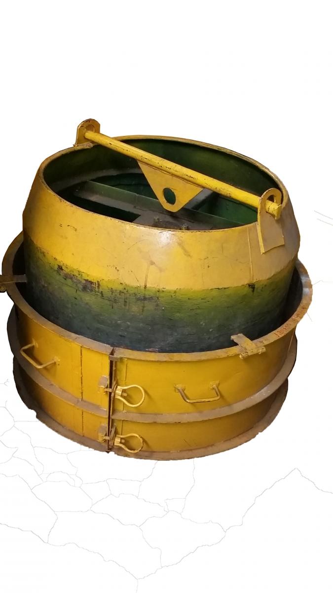 Conjunto vibratório para tubos de poço - Foto 1