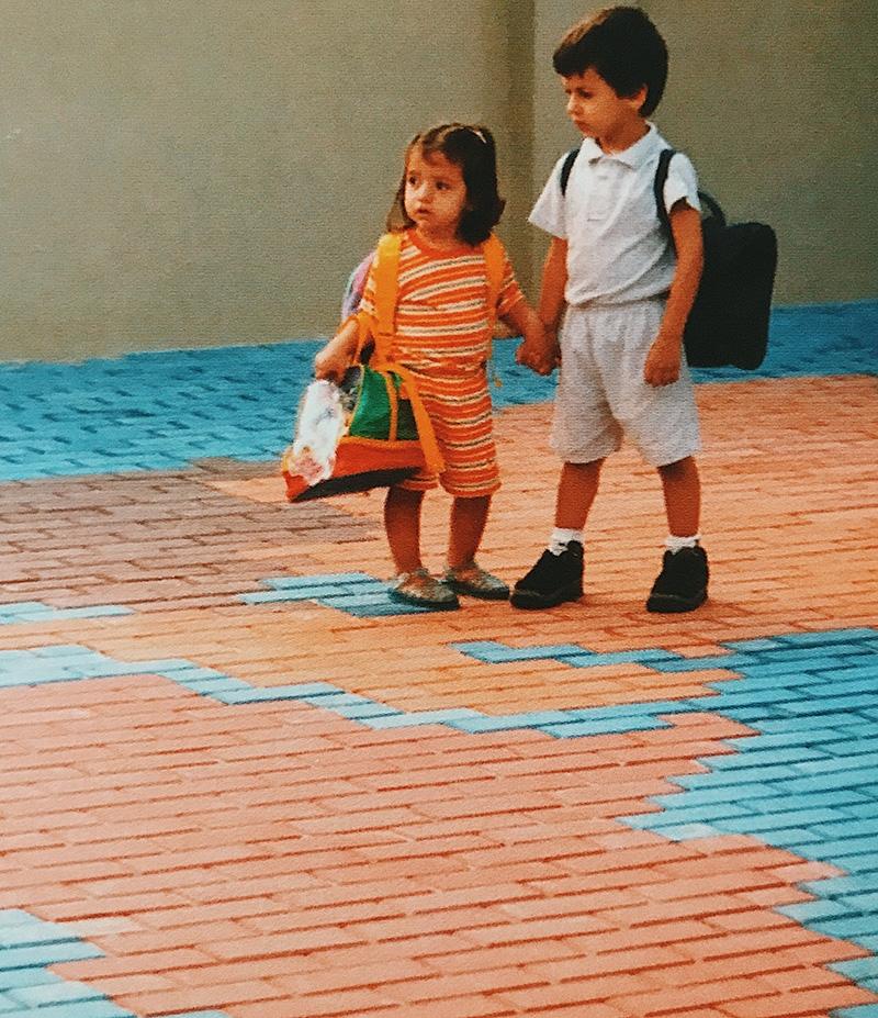Escola anjo da guarda / Curitiba - PR