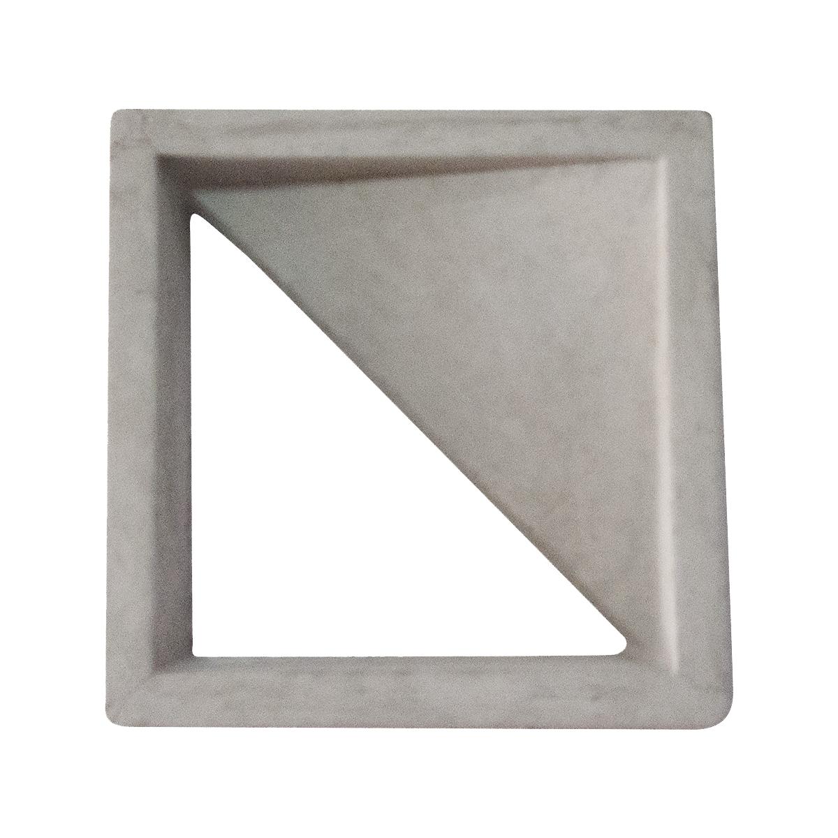 Elemento vazado triângulo - Foto 3