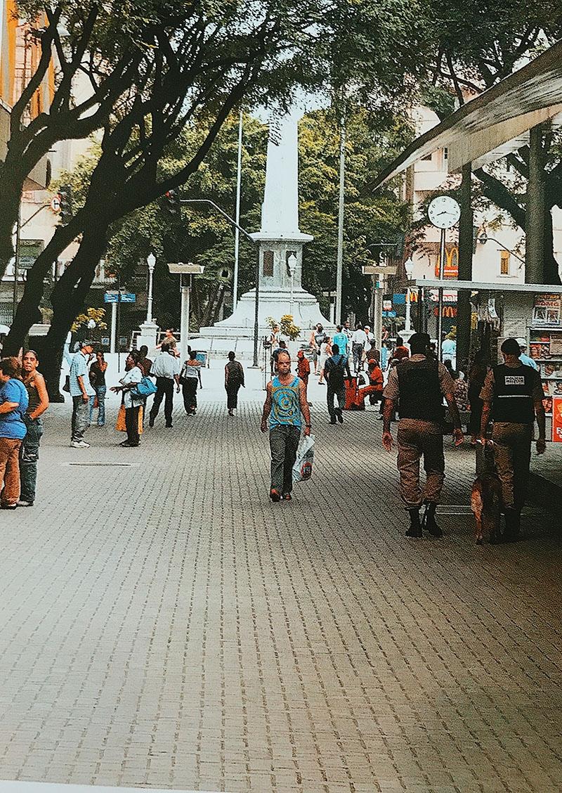 Praça Sete de Setembro / Belo Horizonte - MG