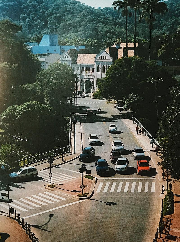Rua 15 de Nov. e Av Beira Rio/ Blumenau - SC