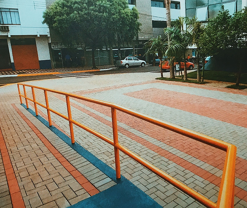 Centro e Paço Municipal / Apucarana - PR