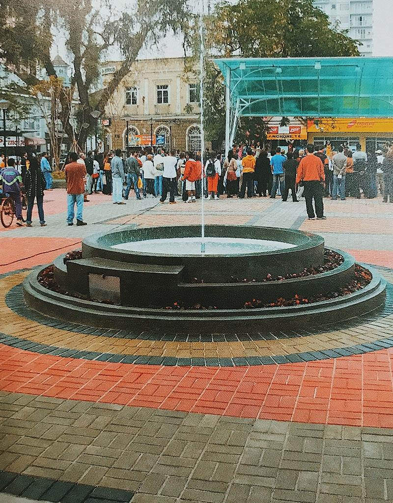 Praça Nereu Ramos / Joinville - SC