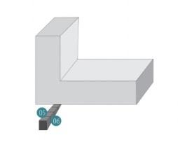 Estribo plástico pirâmide - Foto 4