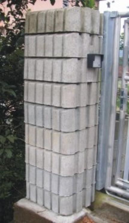 Muro tijolo ecológico - Foto 1