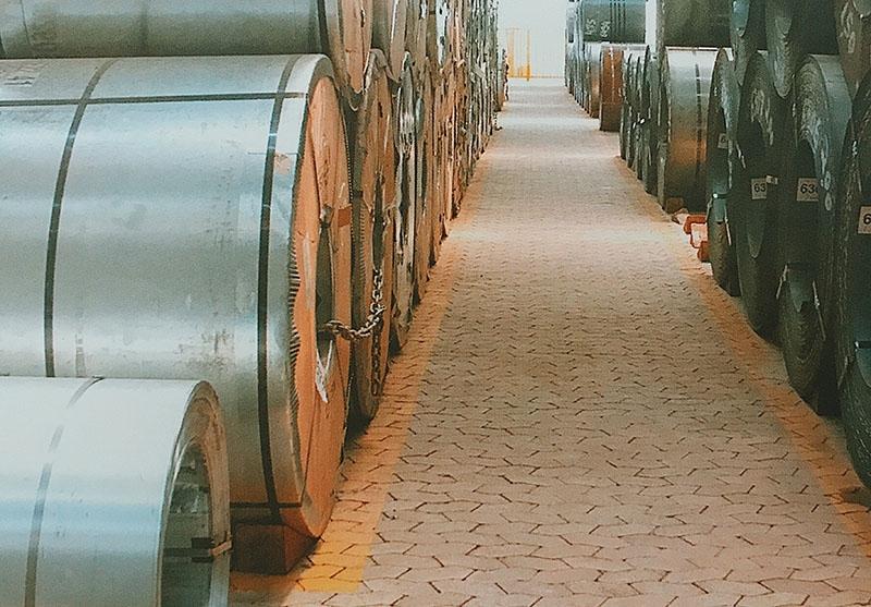 Manchester Ferro e Aço / Contagem - MG