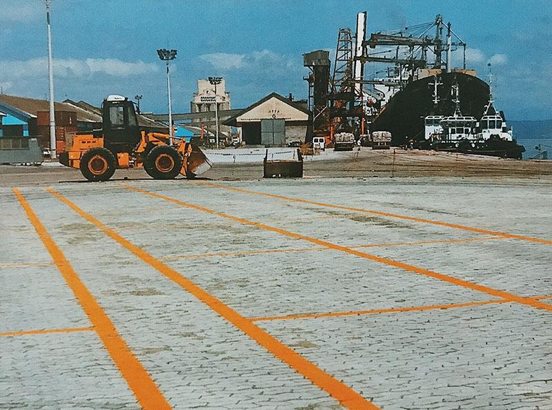 Pátio Portuário / Paranaguá - PR