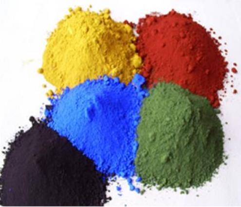 Pigmento colorido para concreto - Foto 1