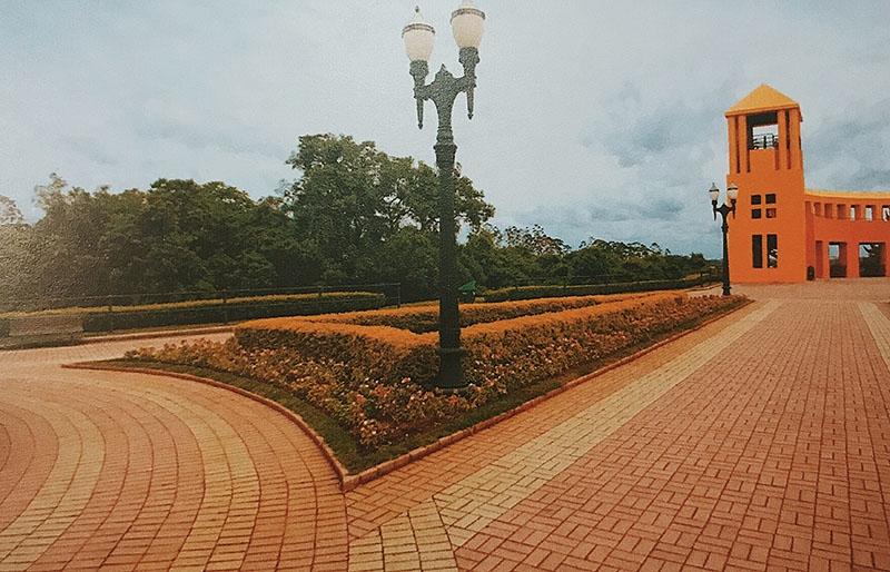 Parque Tanguá / Curitiba - PR
