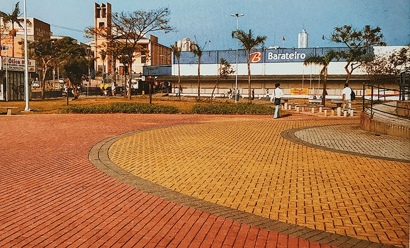 Praça da Matriz / Diadema - SP