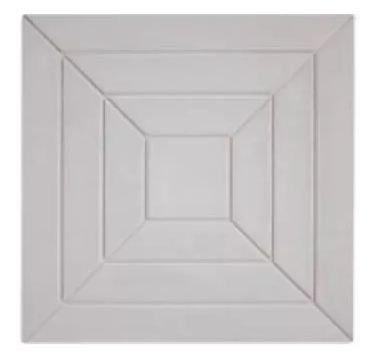 Quadrada trabalhada pirâmide - Foto 3