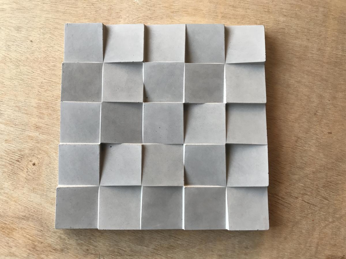 Revestimento de parede 3D - Foto 3