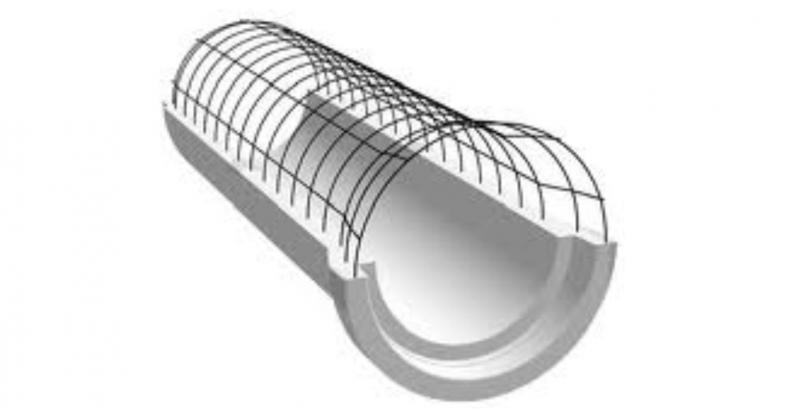 Telas para tubos de Concreto - Foto 2