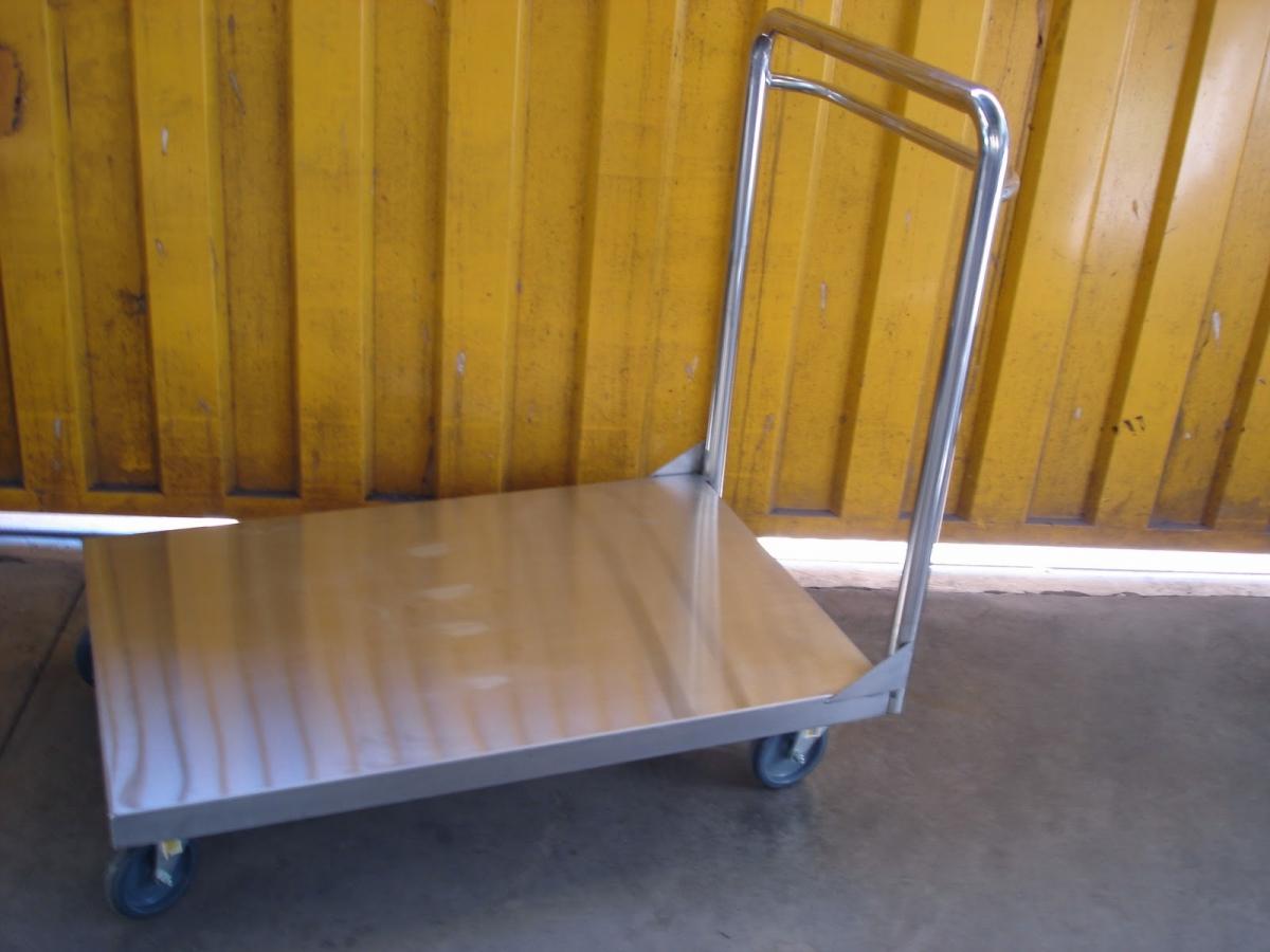 Carrinho de Transporte - Foto 1