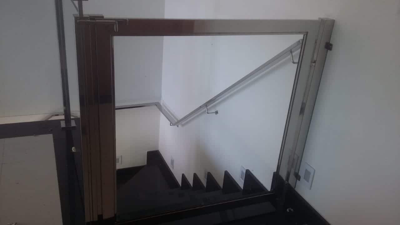 Portão em Aço Inox - Foto 3