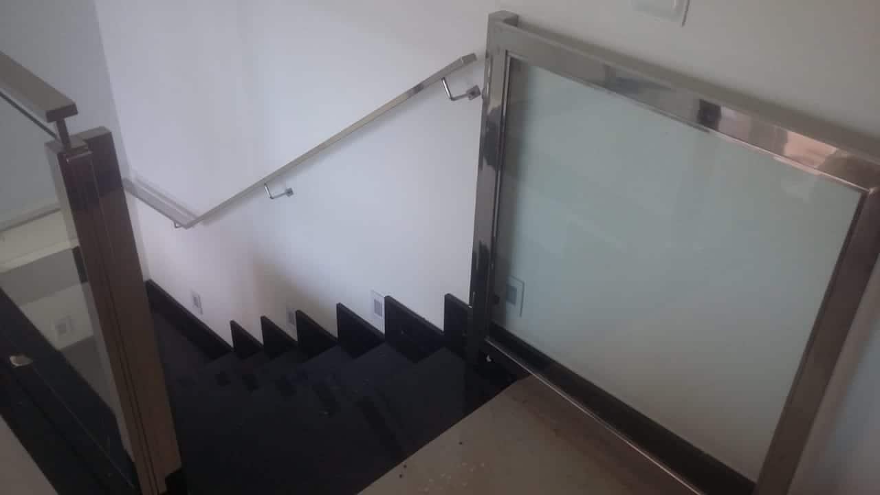 Portão em Aço Inox - Foto 4