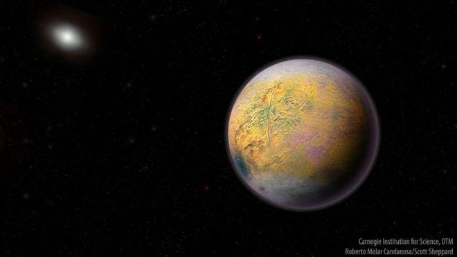 'Duende', o objeto descoberto nos confins do Sistema Solar que aponta para a existência do 'Planeta