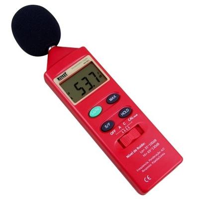 Decibelímetro Digital - KITEST-KA051 - Foto 1