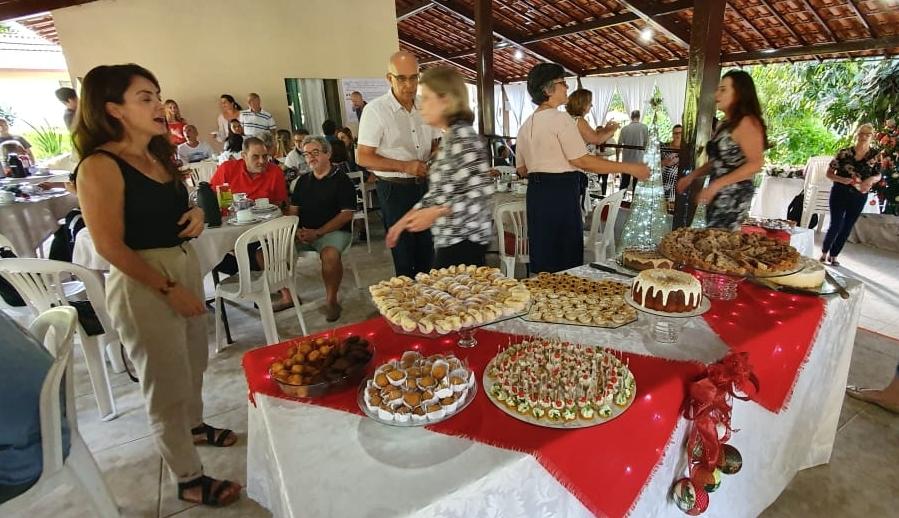 CONFRATERNIZAÇÃO DE FIM DE ANO