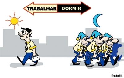 TRABALHO EM TURNOS DE REVEZAMENTO - Foto 1