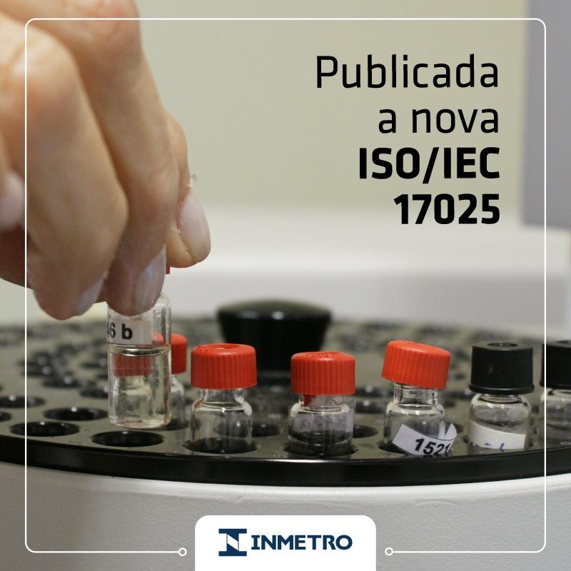 Nova ISO IEC 17.025