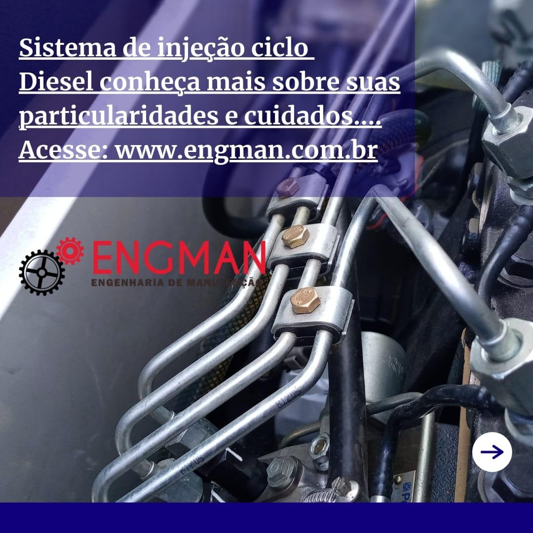 Sistema de Injeção Ciclo Diesel