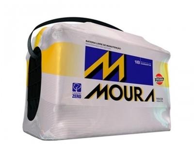 Moura 60 amperes - Foto 1