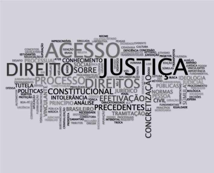Como recorrer à justiça sem advogado(a)