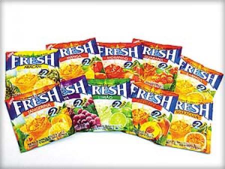 Suco Fresh c/ 15 unidades - Foto 1