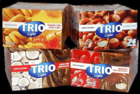 Cereal trio c/ 24 unidades - Foto 1