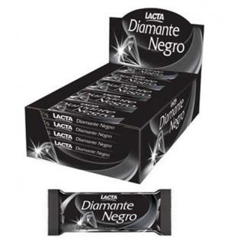Chocolate diamante negro c/ 20 un - Foto 1