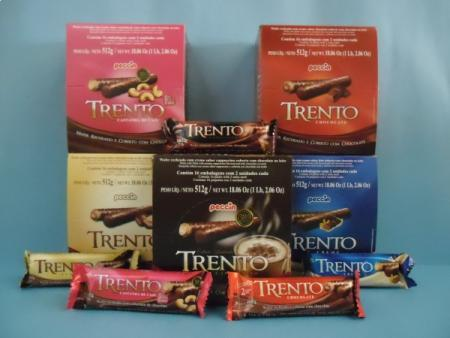 Chocolate trento 512 grs - Foto 1