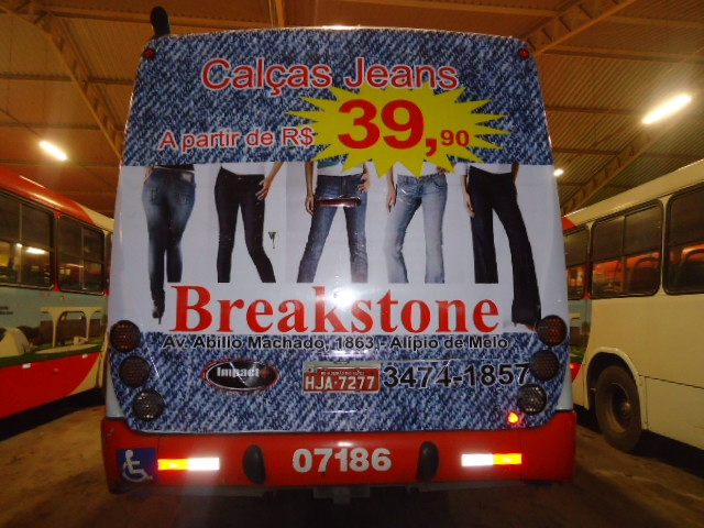 Backbus e busdoor - Foto 2