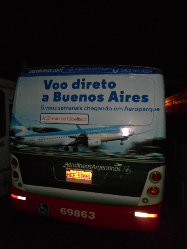 Backbus e busdoor - Foto 3