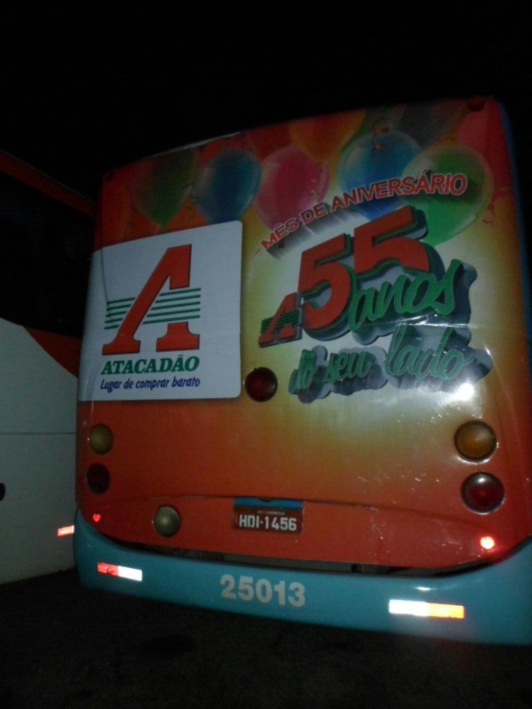Backbus e busdoor - Foto 4