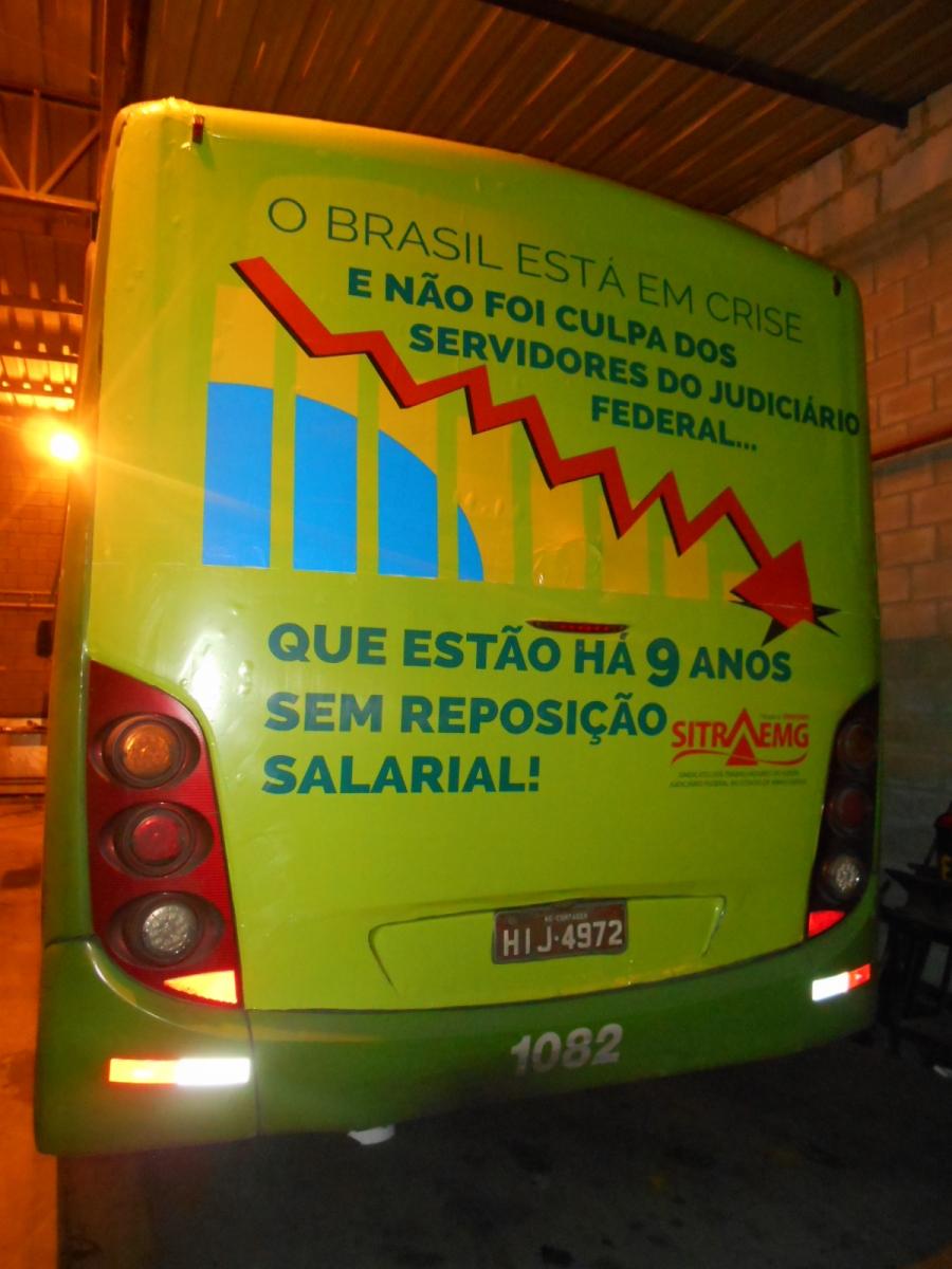 Backbus e busdoor - Foto 8