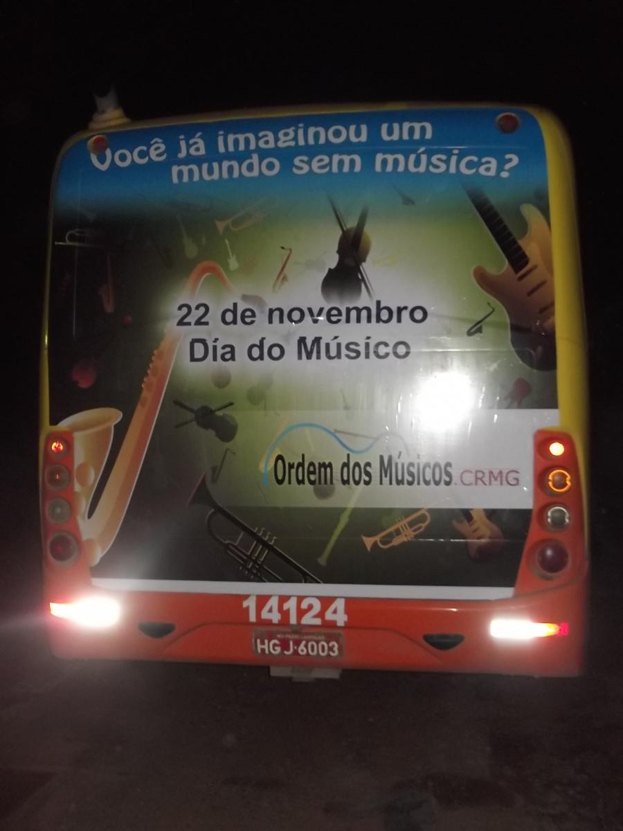 Backbus e busdoor - Foto 9